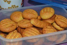 Biscoitos de Laranja (Receita da minha avó)