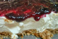 Cheesecake da Tia Silvia