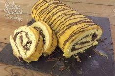 Torta coberta com Creme de Pasteleiro