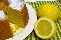 O melhor bolo de limão do mundo