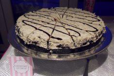 Cheesecake de Oreos