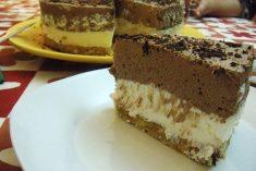 Semifrio Dueto de Chocolate e Limão