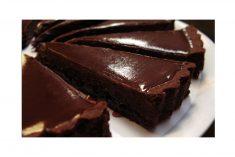 Tarte de Chocolate Linzer