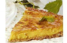 Receita de Tarte de Maisena – É a sobremesa ideal para qualquer ocasião, para deliciar os seus convidados pelo seu sabor e aspecto cremoso.