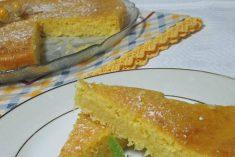 Uma tarte que se faz num instante e fica divinal