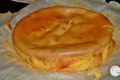 Pão de ló húmido super rápido e fácil