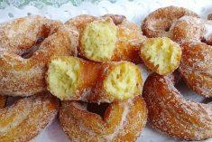 Argolinhas fritas de limão ( Receita da avozinha)