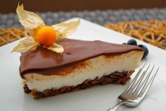 SEMI-FRIO DE CHOCOLATE
