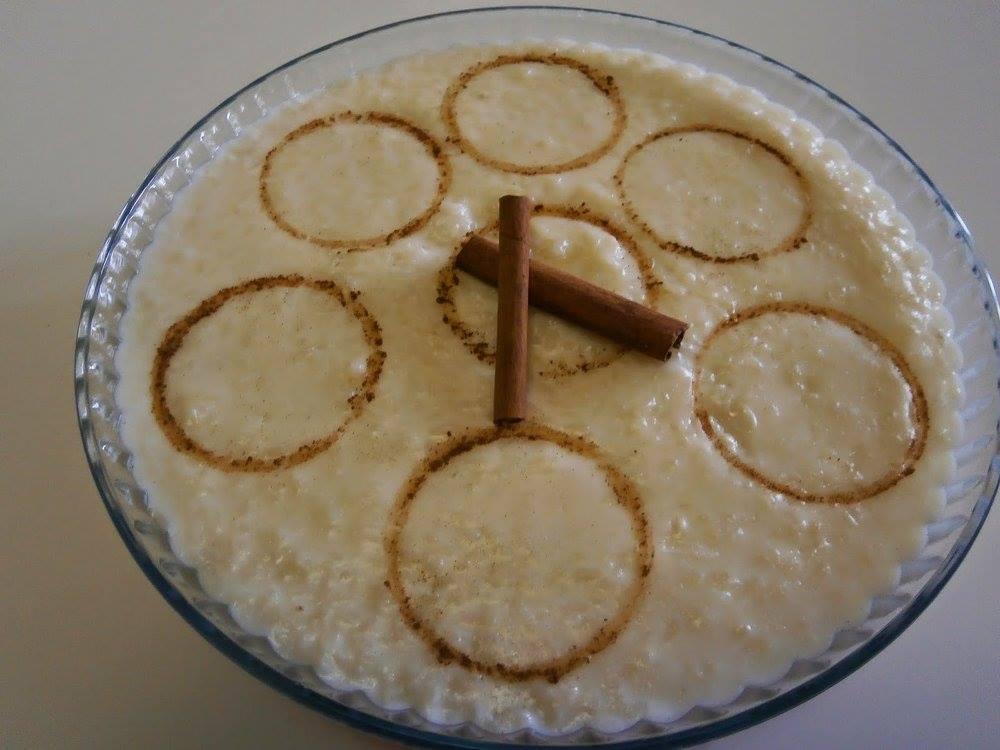 Photo of Arroz doce com leite condensado