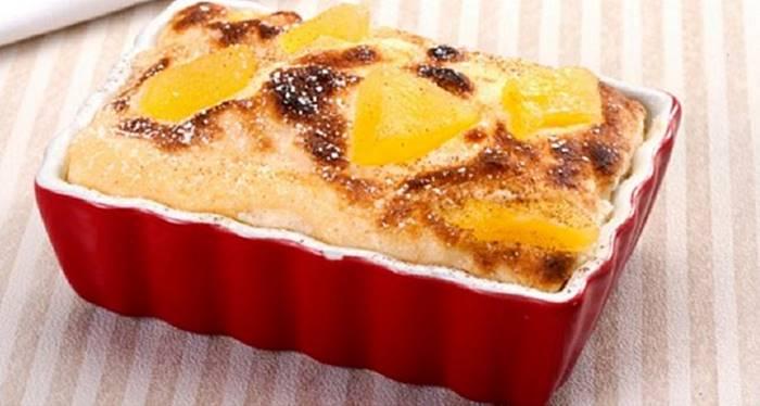 Photo of Delícia de maçã e ananás