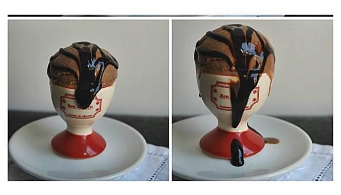 Photo of Gelado de chocolate, para ti e para mim!