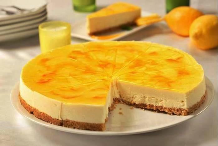 Photo of Cheesecake de Limão