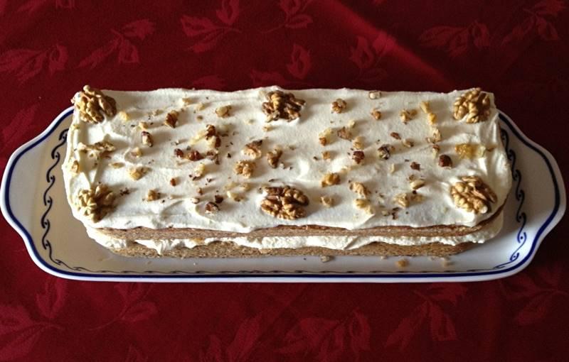Photo of Torta de noz