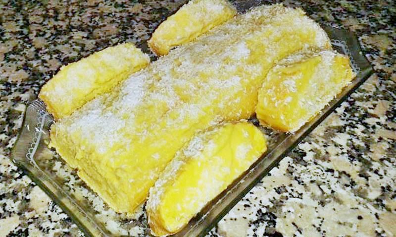 Photo of Torta Simples com Recheio de Coco