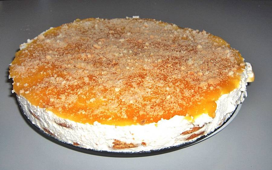 Photo of Tarte gelada de bolacha maria