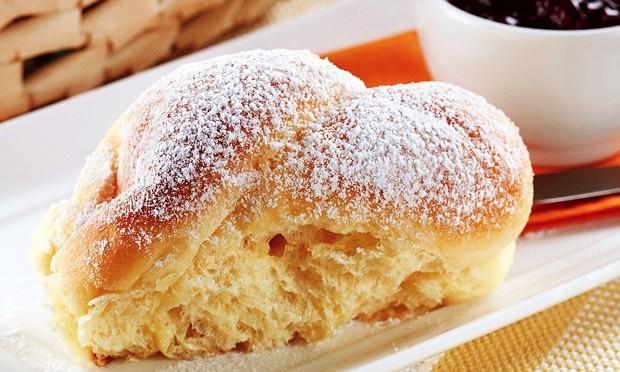 Photo of Pãozinho de mandioquinha e leite condensado
