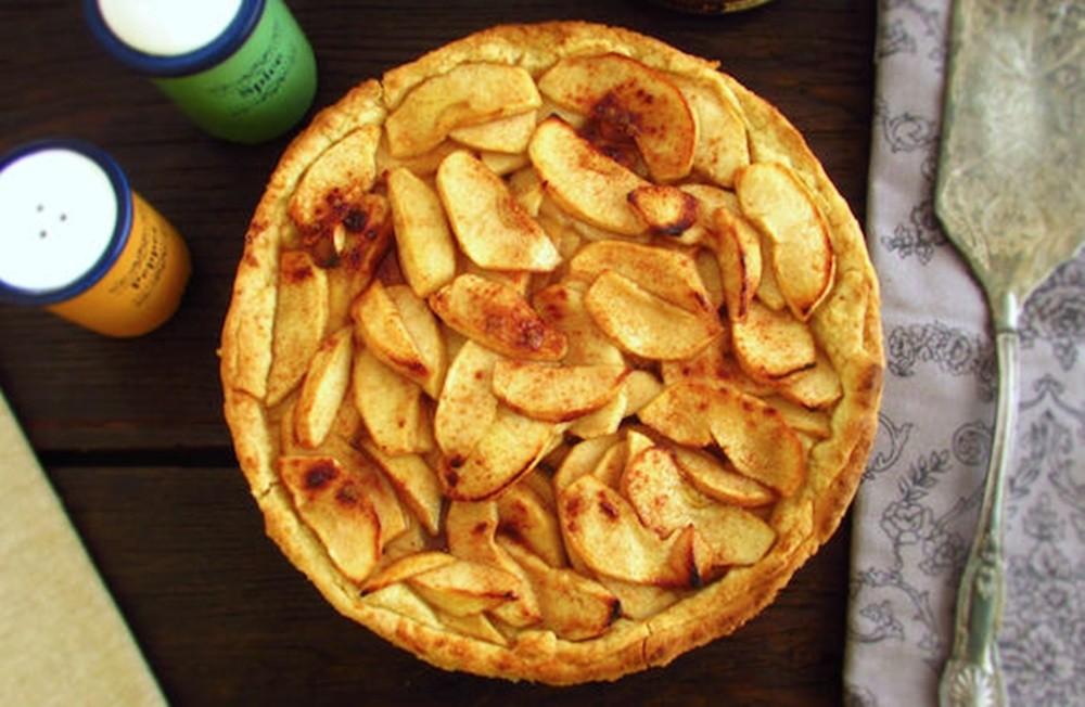 Photo of Tarte de maçã