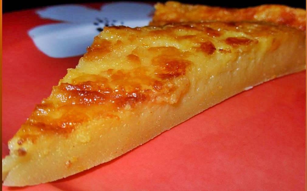 Photo of Queijada de Leite e Laranja esta queijada é uma delícia e muito fácil de fazer