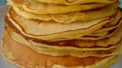 Photo of Panquecas de Iogurte