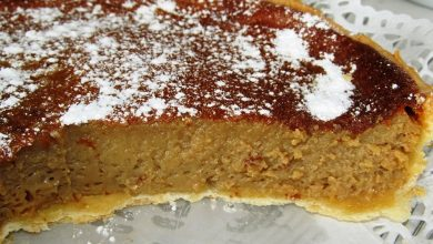 Photo of Tarte de Café e Leite Condensado