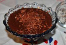 Photo of Pudim de Chocolate simplesmente divinal receita para 6 tacinhas